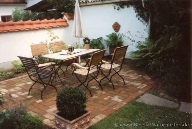 Kleiner Garten mit genial design für ihr haus ideen